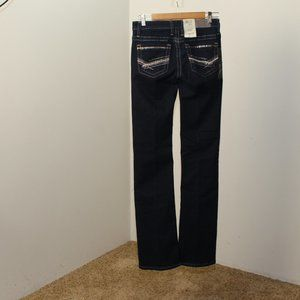 NWT BKE Payton Boot Curvy Fit Jeans 25XL H580